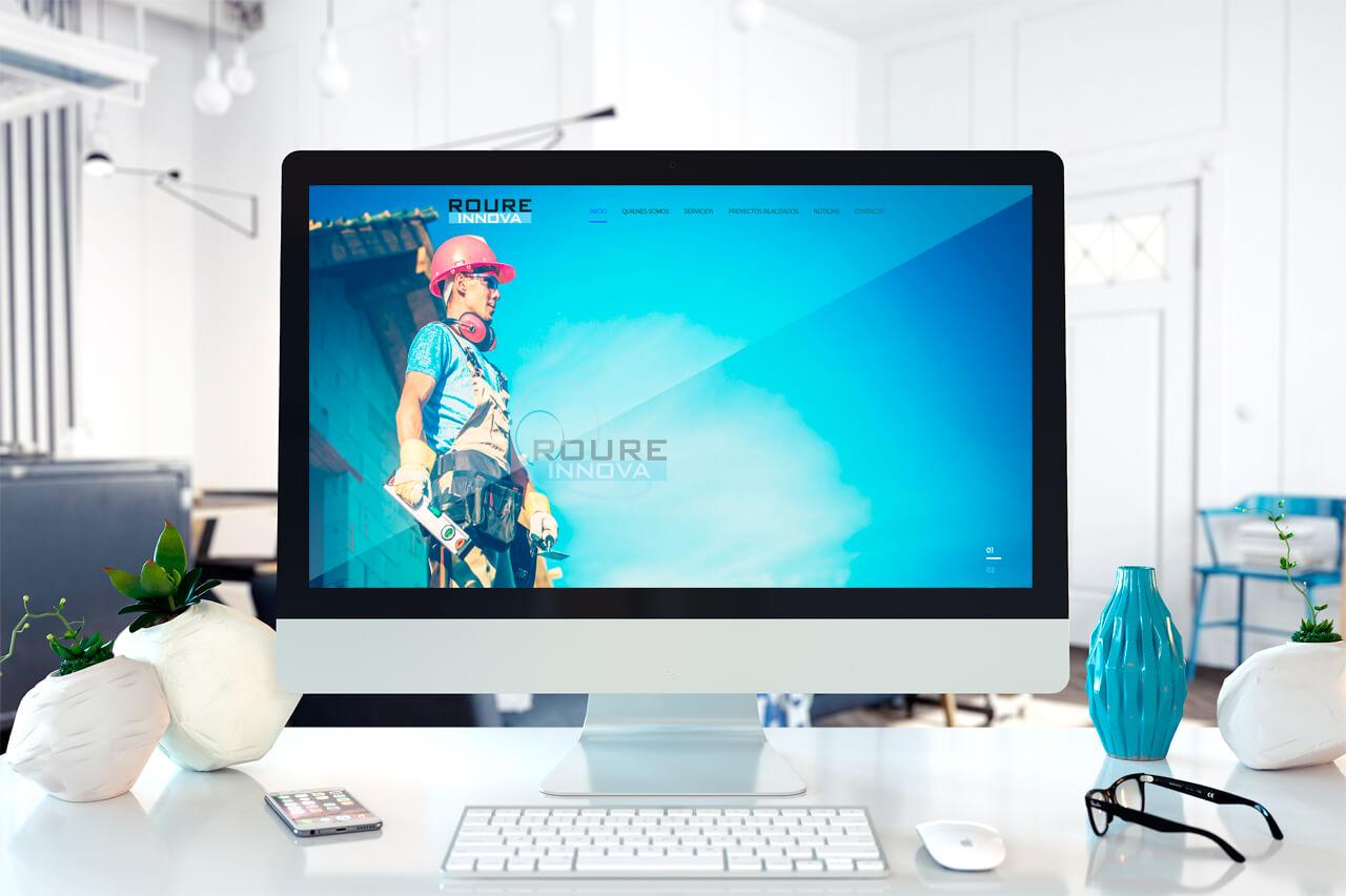 Inauguramos página web Roure Innova