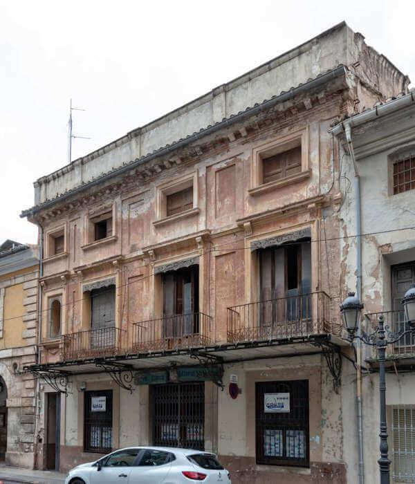 Servicios de rehabilitación y pintura en Valencia